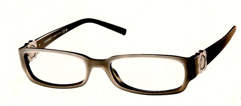 Chanel Eyeglass Frames 3131 : Chanel France Glasses and Lenses manufacturer