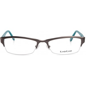 Sleek Steel Blue glasses, bebe
