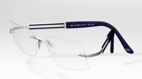 Eyeglass Frames In Greenville Sc : Silhouette Austria Glasses and Lenses manufacturer