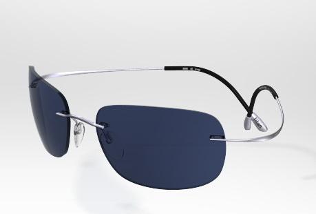 Silhouette rimless 7602 dimension eyeglasses www for Minimal art silhouette