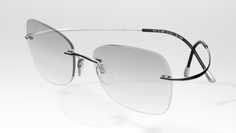 Silhouette austria glasses and lenses manufacturer for Minimal art silhouette