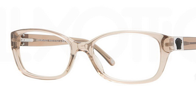Versace Italy Glasses and Lenses manufacturer